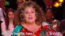 Un soir à la Tour Eiffel : Marianne James répond à Cyril Hanouna sur Nouvelle Star