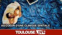 À Toulouse, une clinique spatiale plonge les cobayes dans la vie des astronautes