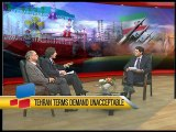Taimur Shamil interview with Rauf Hasan (Senior analyst) and Sarwar Naqvi (Senior analyst) in Dialogue PTV World US Iran