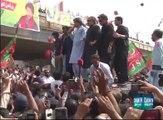 PTI chief Imran Khan thanks MQM chief Altaf Hussain