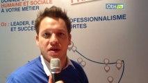 Interview de François Gourc, Responsable Développement Franchise O2