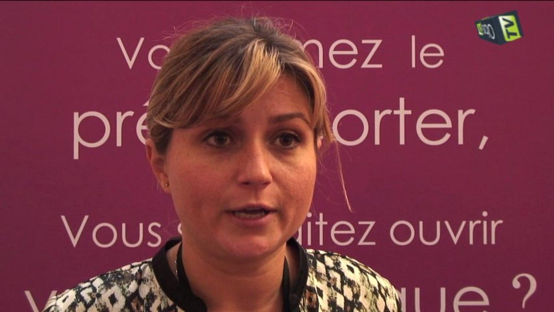 Interview de Céline Loison, attachée de développement de Sépia