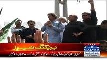 19 April Ko Jinnah Ground Jalse Ke Liye Chota Par Jaega:- Imran Khan Speech In Karimabad
