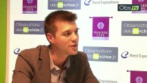 Interview d'Olivier Bouvard, Responsable du développement de StudioSanté