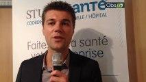 Interview d'Olivier Bouvard, Responsable développement chez Studiosanté