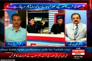 EXPRESS Takrar Imran Khan with MQM Waseem Akhter (07 April 2015)