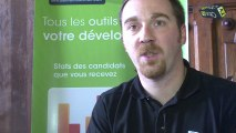 Interview de Frédéric Chovet, franchisé Mail Boxes Etc
