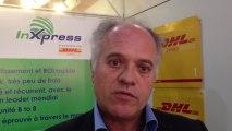 Interview de Christophe Collier, franchisé InXpress, sur le salon Top Franchise Méditerranée 2013