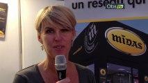 Interview d'Isabelle Mirocha, de la franchise Midas, sur le salon Top Franchise Méditerranée 2013