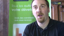 Interview de Frédéric Chovet, de la franchise Mail Boxes Etc.