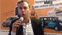 Cyrille Laborde, du réseau Ucar, en direct de Top Franchise Méditerranée
