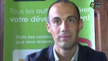 Interview de Mickaël Riaud, animateur réseau de Daniel Moquet Signe Vos Allées