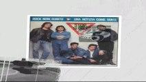 ROCK NOW, SUBITO/UNA NOTIZIA COME TANTE  Stop Secret S.r.l.  1990 (Facciate:2)