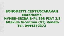 HYMER-ERIBA B-PL 598 FIAT 2,3