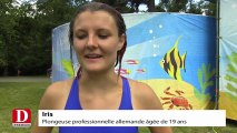 Parc Walibi 2014 session plongeon