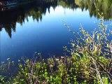 Albert Jacquard au lac Solitaire...