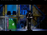 Eminem inducts Run DMC Rock and Roll Hall of Fame Inductions 2009