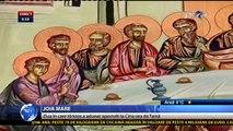 Joia Mare. Ziua în care Iisus Hristos i-a adunat pe apostoli la Cina cea de Taină