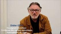 Rencontre avec Didier Oillo, Fondateur des campus numériques francophones de l'Auf