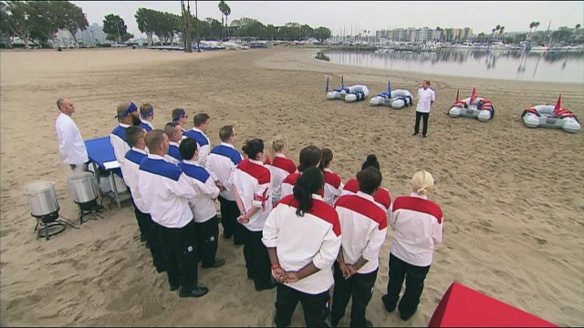 HELL'S KITCHEN   The Crab Challenge from  17 Chefs Compete    FOX BROADCASTING