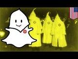 Deux jumeaux racistes harcèlent une fillette sur Snapchat, leur père raciste est congédié