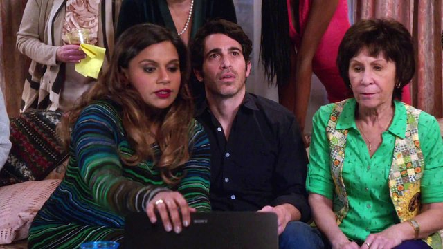 THE MINDY PROJECT   A Lie! from  Best Man    FOX BROADCASTING