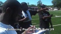 Pee Wee  Football Coach Rumble / Pop Warner  in HD