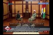 Mesut Barzani İMC tv'nin sorularını yanıtladı