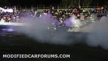 MRHQ2U burnout at Burnouts Unleashed 2014