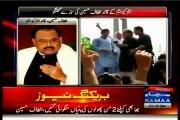 SAMAA: Quaid-e-Tehreek Altaf Hussain Exclusive Talk regarding Imran Khan visit