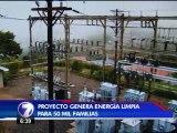 15 gigantes generan energía limpia en la Zona de Los Santos