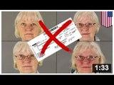 CONTRÔLE DE SÉCURITÉ: Une personne âgée prend l'avion gratuitement sans ticket ou papiers