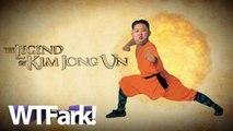 THE LEGEND OF KIM JONG UN: New North Korean Textbook Paints Kim Jong Un As Superbaby God
