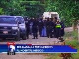 Allanamiento en Puntarenas deja tres sospechosos fallecidos y un oficial herido