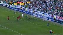 Increíble falla de Marc Crosas contra Jaguares