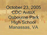 EVO V/// AutoX October 23 CDC