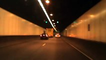 Sydney Australia A Drive In The M5 Tunnels And The Airport Runway Tunnel