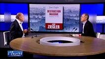 """Jean ZIEGLER """"Je dénonce les criminels de la faim dans le monde"""""""