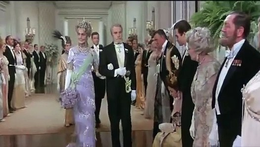 My Fair Lady Audrey Hepburn At Glamorous Embassy Ball Video Dailymotion