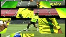 Freestyle Football With Neymar Okocha Ronaldinho Zlatan Ronaldo Etc  T taiwo Production