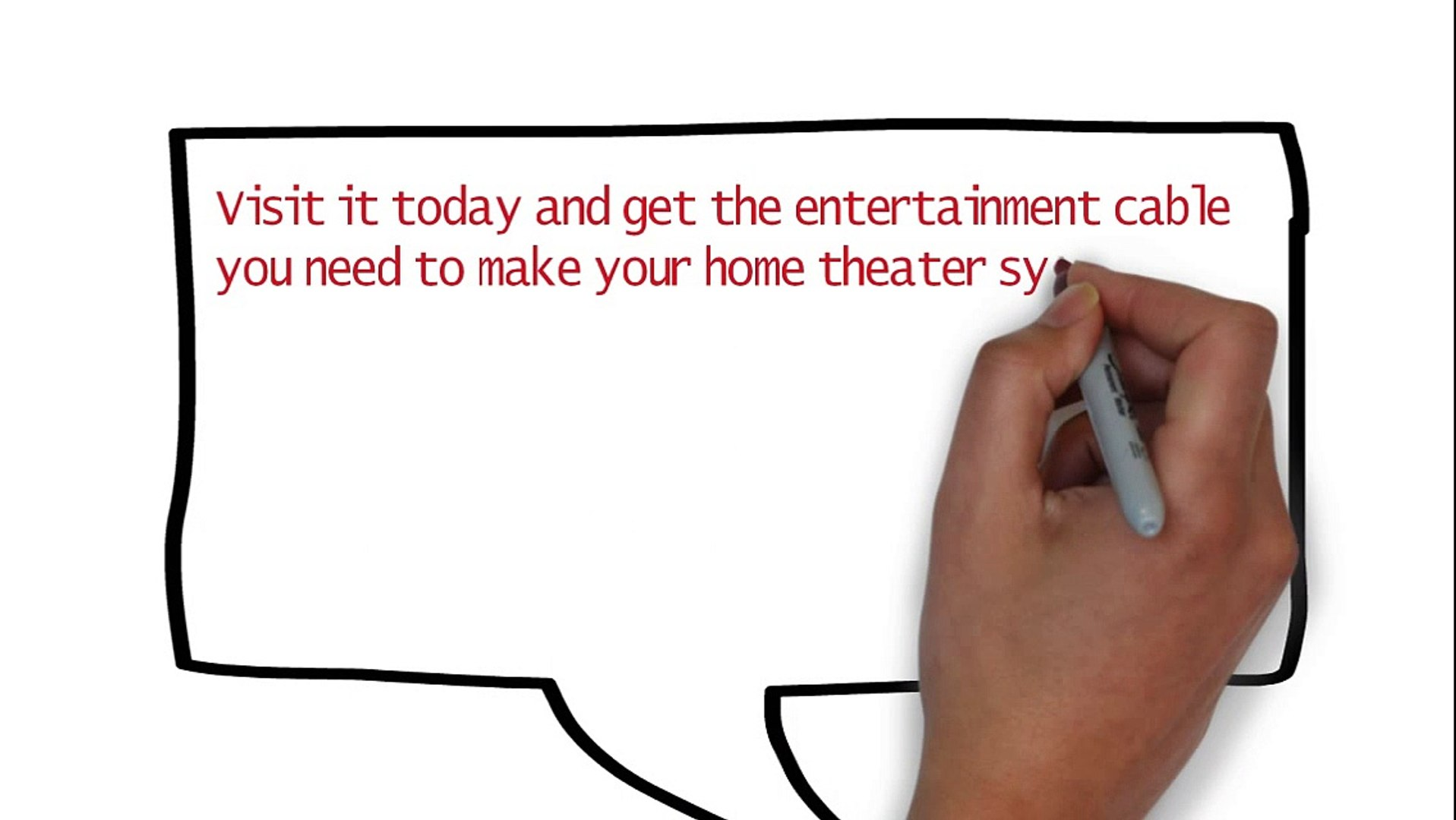 entertainment cable