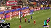 MATERAZZI SIMULA E PROVOCA MEXES - ROMA-INTER 0-1 - 05-05-2010