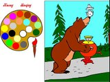 Masha e Orso 10 Italiano Episodo Cartoni animati educativi per bambini 5