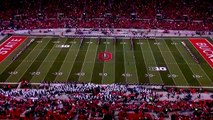 OSU vs. Penn State Marching Band (Time Lapse Video) Halftime Tribute to Hollywood - With Audio HD