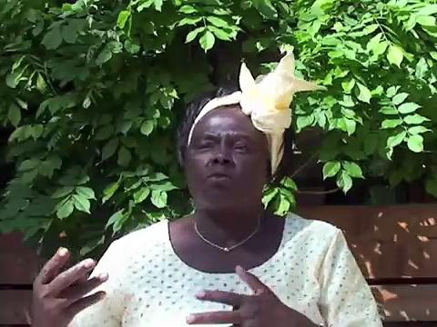 Wangari Maathai on Holistic Development