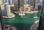 Luxurious  Fully Upgraded 4 Beds Duplex   Full Marina view   JBR