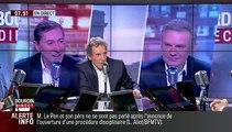 """Brunet & Neumann: Front National: """"L'exclusion de Jean-Marie Le Pen est nécessaire"""" - 10/04"""