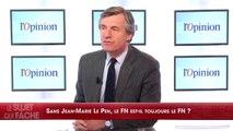 Duel Beytout/Joffrin : Sans Jean-Marie Le Pen, le FN est-il toujours le FN ?
