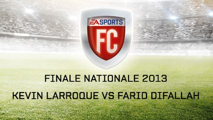 Finale Nationale 2013 - La Finale