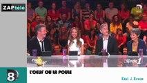 Zapping Télé du 10 avril 2015 - Découvrez le rapport entre Cyril Hanouna, des oeufs et les fesses de Gilles Verdez !